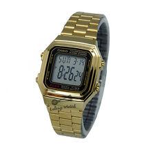 -Casio A178WGA-1A Digital Watch Brand New & 100% Authentic