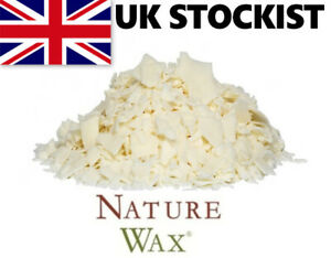 100% Soy Soya Container Candle Wax Flakes - 1kg - NatureWax C3 - Natural Vegan