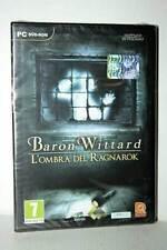 BARON WITTARD L'OMBRA DEL RAGNAROK NUOVO PC DVD VERSIONE ITALIANA FR1 40883