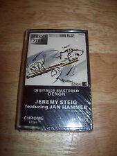 NEW 1987 Jeremy Steig CHROME Something Else JAN HAMMER Digitally Mastered DENON