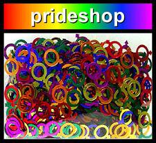 Rainbow Confetti Gay Male Symbols Gay Wedding Pride #1119