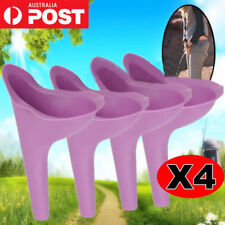 Best Camping She Portable Pee Female Urinal Wee Funnel Woman Urine Travel