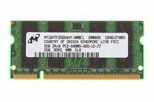2GB Acer Aspire One KAV10 KAV60 NAV70 AOHAPPY FO200 ZG8 DDR2 Netbook Memory RAM