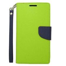 Custodie portafoglio verde per Samsung Galaxy Note