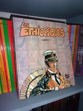 Corto Maltese, Les Ethiopiques - Grand Format Couleur - Ed. Originale 1980 - BD