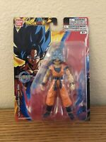 "Bandai Dragon Ball Super Evolve Super Saiyan Blue Goku 5"" Action Figure"