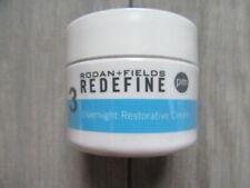 RODAN + FIELDS REDEFINE OVERNIGHT RESTORATIVE CREAM, SEALED, EXP: 03/22