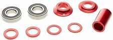 Mid DIAMOND BACK BMX SIGILLATO FONDO DIMENSION STAFFA Set Rosso 19 mm asse