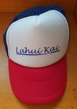 Lahui Kai RACING schede Stand up Paddle Board Sup Beach Surf Hat Cap Hipster un