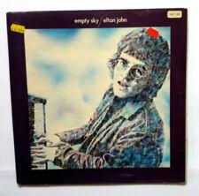 ELTON JOHN Empty Sky Disque VINYL LP 33 T 2447 403 Holland 1976