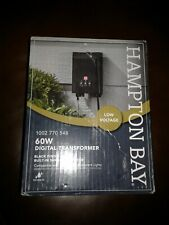 Hampton Bay Low-Voltage 60-Watt Landscape Transformer NEW