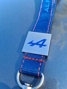 Keyring Alpine Ref 7711579782 Line Coup Keyring Original