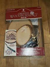 Walnut Hollow Creative Woodburning Craft Kit