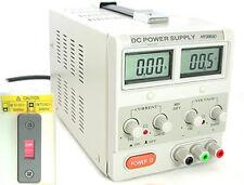 Tattoo Power Supply -  HY3003D DC Power Supply - 110v or 220v