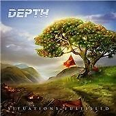 Depth - Situations Fulfilled   SEALED  (Funeral For A Friend, Fightstar)