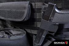 Premium Cordura Ballistic Tactical MOLLE Tailored Seat Covers for Toyota Rav4