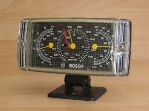 Bosch Werbeartikel  in Scheinwerfer Form - Thermometer / Barometer / Hygrometer