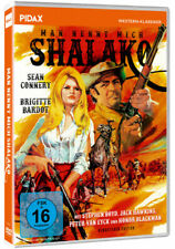 Man nennt mich Shalako * DVD Western Sean Connery Brigitte Bardot * Pidax
