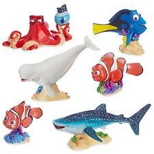DISNEY FINDING DORY Doll Play Set Nemo Marlin Hank Bailey Destiny Action Figures