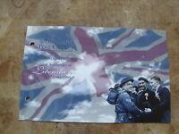 1995 Guernsey Mint Stamps presentation pack - World War 2 Liberation