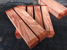 "Bubinga (palissandro AF) SPINDLE Vuoto/legno tornitura/Boschi esotici 2x2x12"""