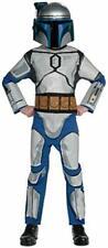 Rubies Star Wars Child's Jango Fett Costume Large Jumpsuit and Mask Halloween