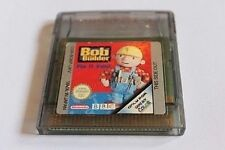 Bob the builder Fix it fun! Nintendo Gameboy Color Game
