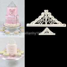 Fondant Cake Decorating Cookie Cutter Mold Sugarcraft Paste Baking Tools US
