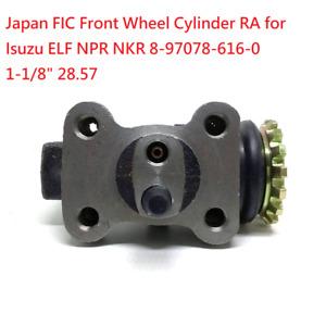 "Japan FIC Rear Front Wheel Cylinder RA 1-1/8 "" for Isuzu ELF NPR NKR Bore 1 1/8"""