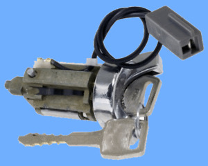 Ignition Lock Cylinder & Keys Replace FORD OEM# SW1808 Lincoln Mercury Chrome