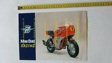 MV AGUSTA 50 Minibike Racing 1975 depliant originale genuine motorcycle brochure