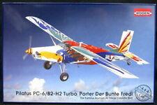 Roden Models 1/48 PILATUS PC-6 B2/H4 TURBO PORTER DER BUNTE FREDI Austrian AF