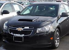 2008-2016 Hood Scoop for Chevrolet Cruze by MrHoodScoop UNPAINTED HS005