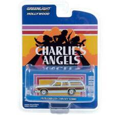 Greenlight Hollywood: Charlie's Angels 79 Ford LTD Country Squire 1/64 Scale