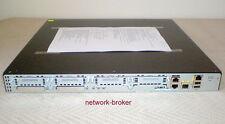 Cisco  2901-VSEC/K9 Router mit securityk9 / uck9 Lizens + PVDM3-16