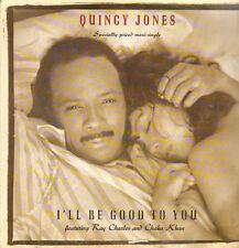 QUINCY JONES - I'll être bon To Vyou, Feat. Chaka Khan , Ray Charles - Qwest