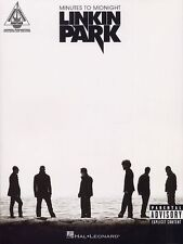 Linkin Park Minutes To Midnight Learn to Play Guitar TAB Music Book