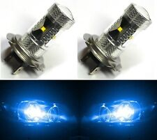 LED 30W H7 Blue 10000K Two Bulbs Head Light Low Beam Replacement Show Use