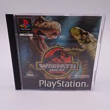 Warpath Jurassic Park Sony Playstation 1 PS1 PAL Spiel Game