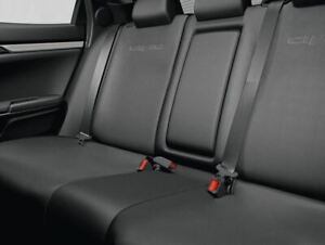 Genuine Honda Second Row Seat Covers Fits: 2017-2020 Civic 5dr Hatchback
