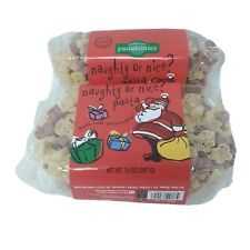 Christmas-themed Pasta Noodles 2 Pack Santa, Gift, and Stocking Pastabilities