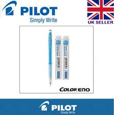 Piloto Color Eno Portaminas 0.7mm (plcr - 7-S8) azul suave lápiz + 2 Cables