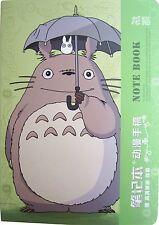 My Neighbour Totoro Notebook Catbus Anime Studio Ghibli Notepad Diary Journal