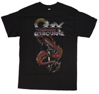 Ozzy Osbourne Vintage Snake Brand New Officially Licensed Shirt