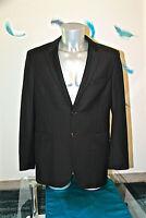 luxueuse veste costume cintré noire fines rayures KENZO taille 52 excellent état