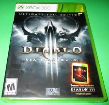 Diablo III: Reaper of Souls - Ultimate Evil Edition Xbox 360 *New-Free Shipping!