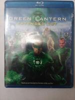 Green Lantern (Blu-ray Disc, 2015, Extended Cut)