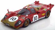 CMR Ferrari 512 S 24h Le Mans 1970 Kelleners/Loos #10 in 1/18 Scale In Stock!