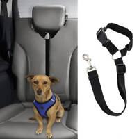 Adjustable Dog Seat Belt Harness Pet Car Vehicle Safety Leash Leads