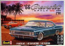 1966 Chevrolet Impala SS 396 2´n1 1:25 Revell 4497